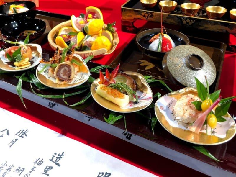 京料理展示会2018