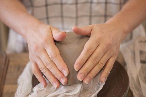清水寺周辺で陶芸体験