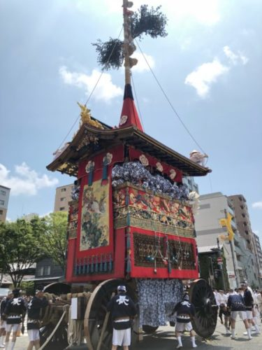 祇園祭薙刀鉾