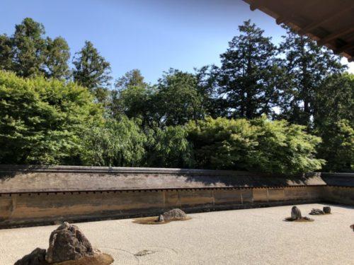 京都駅から龍安寺へのアクセス方法